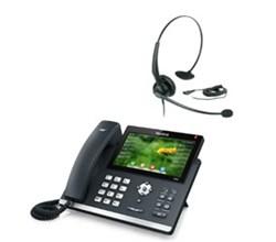16 Line Phones yealink sip t48g Bundle