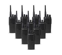 10  Radios motorola cp200 dhk2086
