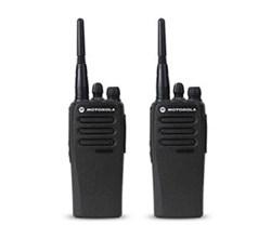 2 Radios motorola CP200D