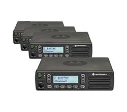 4 Radios motorola cm300d hk2100