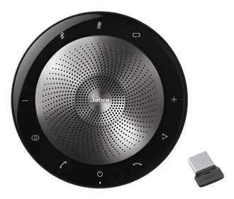 Jabra Speak 710 MS Bluetooth Speakerphone Microsoft Optimized