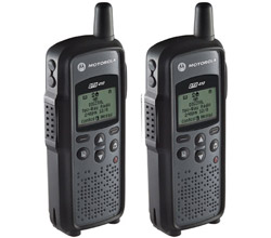 2 Radios motorola dtr410