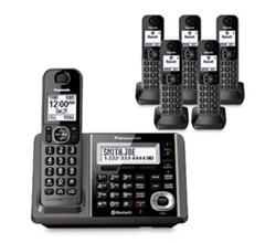 Panasonic Single Line Corded Phones panasonic kx tg586sk