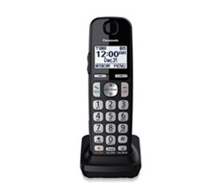 Panasonic Single Line Cordless Phones panasonic kx tgea40b1