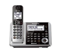 Panasonic Single Line Corded Phones panasonic kx tgf370s
