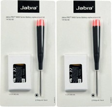 Jabra GN Netcom PRO 9400 Series Accessories jabra battery pro 9400 9450 9460 9465 9470 14192 00