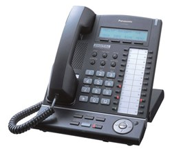Panasonic KX T7600 Series Corded Phones KX T7633