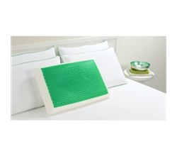 Sealy Pillows comfort revolution bubble gel bed pillow