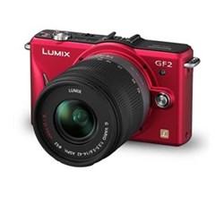 Panasonic ILC Compact System Cameras panasonic dmc gf2cr