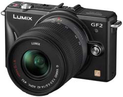 Panasonic ILC Compact System Cameras panasonic dmc gf2kk