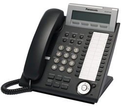 Panasonic KX DT300 Series Corded Phones KX DT343