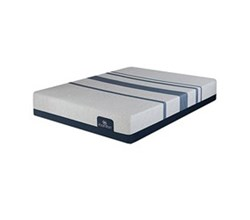 Serta Twin Extra Long Luxury Plush Mattress Only serta icomfort blue 300