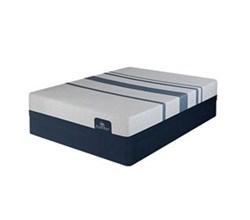 Serta Queen Size Luxury Plush Mattress and Boxspring Sets serta icomfort blue 300