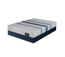 Serta California King Size Luxury Plush Mattress and Boxspring Sets serta icomfort blue 100