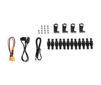 dji zenmuse z15 gimbal connection and mounting kit cp.sb.000254