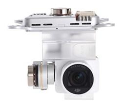 Cameras dji4K gimbal camera for phantom 3 4k quadcopter cp.pt.000321