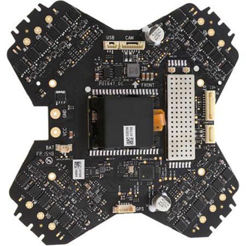 dji esc center board for phantom 3 4k quadcopter cp.pt.000325