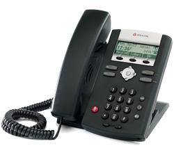 Polycom 2 Line SIP VOIP Phones 2200 12365 001