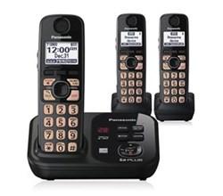 Panasonic DECT 6 0 3 Handsets panasonic kx tg4733b