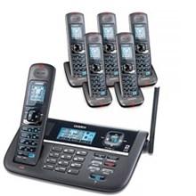 Uniden 6 Handset Multi Line Phones uniden dect 4086 6
