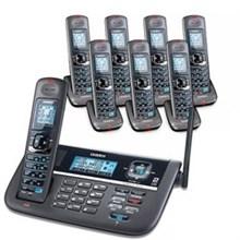 Uniden 6 Handset Multi Line Phones uniden dect 4086 8