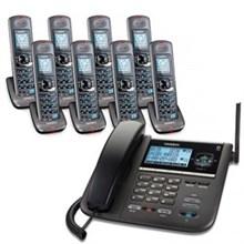 Uniden 6 Handset Multi Line Phones uniden dect 4096 8