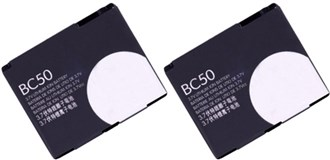 battery for motorola bc 50