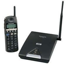 Panasonic BTS Cordless Phones KX TD7895