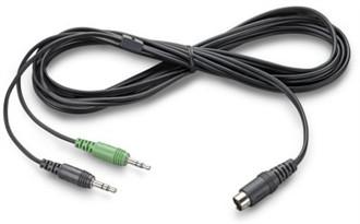 plantronics cable audio 44877 02