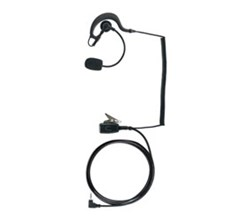 Headsets  cobra earpiece with boom microphone headset