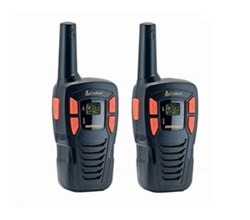 2 Radios cobra acxt145