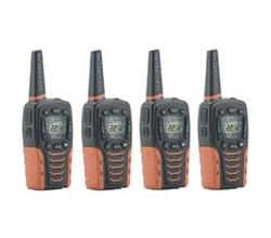 4 Radios  cobra acxt645