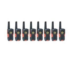 8 Radios  cobra acxt1035r flt