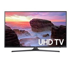 Samsung TV Professional Displays samsung 40 inch class mu6300 5 series flat uhd led smart tv