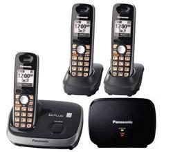 Panasonic KX TG6511 Series kx tg6513b bonus range extender