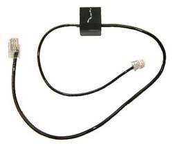 Plantronics Business Accessories  plantronics cable tele 86007 01