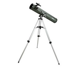 Celestron Telescopes celestron explorascope 114az