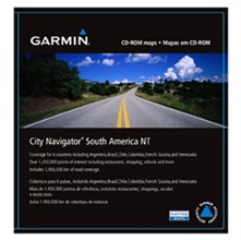 Garmin South America Road Maps garmin 0101175200