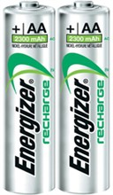 Energizer Size AA Batteries  energizer rechargeable nimh aa