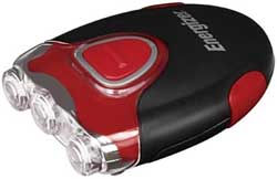 Caplight / Helmet Light energizer capr22e