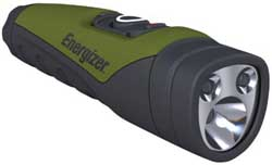 Flashlights energizer ehh2aa3ce