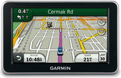 Garmin GPS with Lifetime Traffic Updates NUVI 2460LT