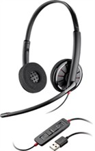 Plantronics Corded Headsets plantronics blackwire c320