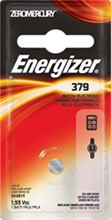 Hearing / Watch / Coin Cell Batteries energizer 379bpz