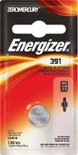 Hearing / Watch / Coin Cell Batteries energizer 391bpz