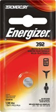 Hearing / Watch / Coin Cell Batteries energizer 392bpz