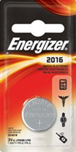 Hearing / Watch / Coin Cell Batteries energizer 2016bp