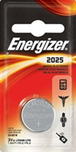 Hearing / Watch / Coin Cell Batteries energizer 2025bp