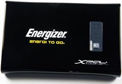 Car  energizer xp4000