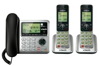 VTech cs6648 2 cs6649 2